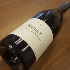 FREDERIC COSSARD, RULLY 1er EN VAUVRY BLANC 2014 75cl