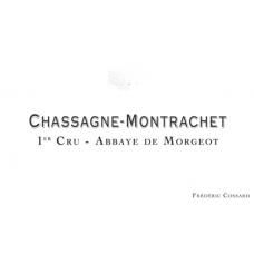 FREDERIC COSSARD, CHASSANGE MONTRACHET, 1er ABBAYE DE MORGEOT 2011 75cl