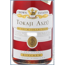 CROWN ESTATES, TOKAJI ASZU ESSENCIA, MESEUM COLLECTION 1972 75cl
