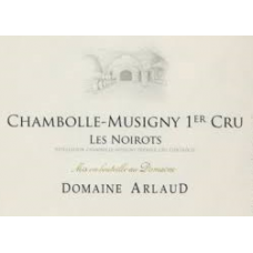 ARLAUD, CHAMBOLLE MUSIGNY, 1er LES NOIROTS 2014 75cl