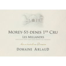 ARLAUD, MOREY ST DENIS, 1er LES MILANDES 2014 75cl