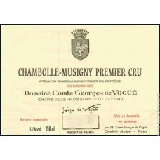 COMTE GEORGES DE VOGUE, CHAMBOLLY MUSIGNY 1er CRU 2012 75cl