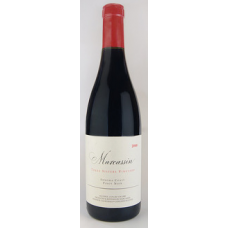 MARCASSIN, THREE SISTERS, PINOT NOIR 2001 75cl