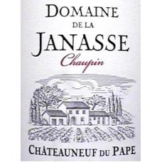 CNDP, JANASSE, CHAUPIN 1998 75cl