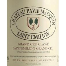 PAVIE MACQUIN 2000 75cl