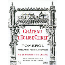 L'EGLISE CLINET 2002 75cl