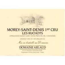 ARLAUD, MOREY ST DENIS, 1er RUCHOTS 2001 75cl