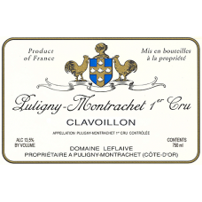 LEFLAIVE, PULIGNY MONTRACHET, 1er CLAVOILLON 2011 - mg 75cl