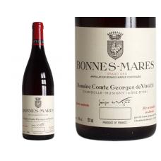 COMTE GEORGES DE VOGUE, BONNE MARES 2002 (US Strip) 75cl