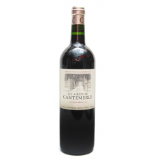 CANTEMERLE 2003 75cl
