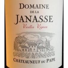 CNDP, DOMAINE DE LA JANASSE VV 2007 75cl
